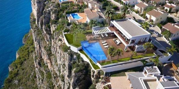 Eerstelijns villa Benitachell
